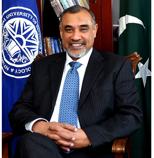 Lieutenant General Javed Mahmood Bukhari (Retired)